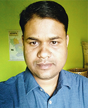 Photo of Ashutosh Samal