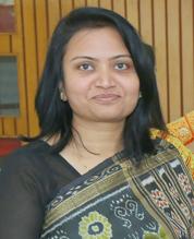 Photo of Ms. Sangeeta Agasty