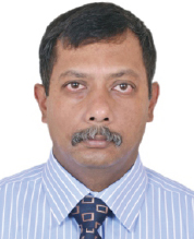 Photo of Dr. Tamal Sarkar
