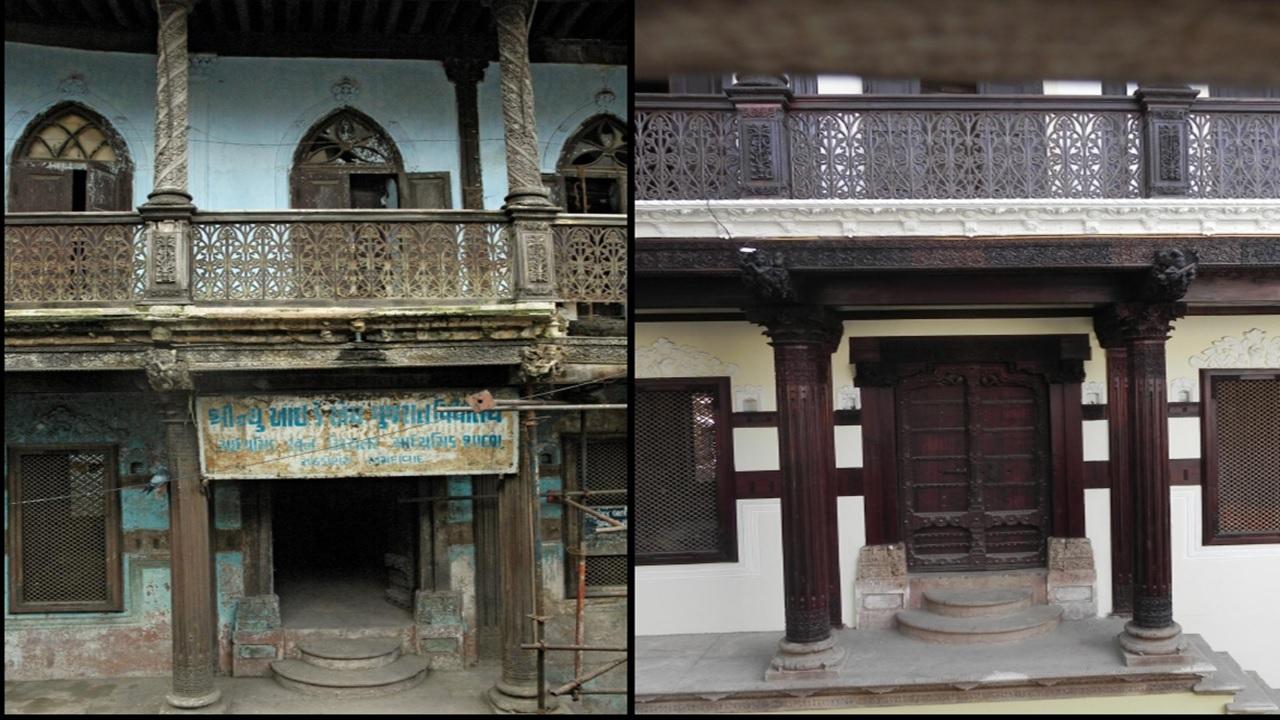 Promoting Heritage-Inside Photo